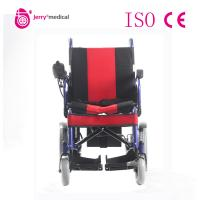 Wholesale Aged People Outdoor Power Wheelchair Equipment With Detachable Footrest from china suppliers