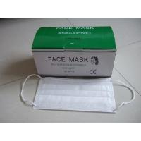Wholesale Surgical Safety Protective Disposable Nose Mask , Active Carbon Face Mask Anti Dust from china suppliers