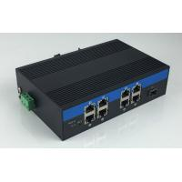 Wholesale Unmanaged Gigabit Ethernet PoE  Switch 10/100/1000Base-T PoE 8-Port + 1000Base-X SFP Ports from china suppliers