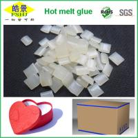 Wholesale Carton Sealing EVA Hot Melt Adhesive ,  Pressure Sensitive Packing Glue from china suppliers