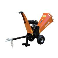 Wholesale Chipping Tree Branch Gasoline Wood Chipper Timber Shredder 15HP Wood Chipper from china suppliers