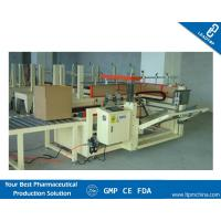 Wholesale Carton Erector Automated Packaging Machine For Bottle Water Case Erector from china suppliers