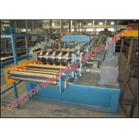 Wholesale Adjustable Purlin Roll Forming Machine / C Z Purlin Machine 415V / 440V from china suppliers