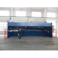 Wholesale NC E200 control Hydraulic Shearing Machine , guillotine shear from china suppliers