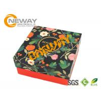 Wholesale Printed Packaging Boxes , Red  Printing Gift Packing Box, Gift Packaging Box Cheap Price from china suppliers