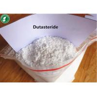Wholesale Raw Powder Hair Loss Steroids , Dutasteride Hair Regrowth For Women / Men CAS 164656-23-9 from china suppliers