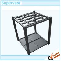 Wholesale Modern Patio Furniture 16 Holes Power Coating Steel Display Rack For Umbrella from china suppliers