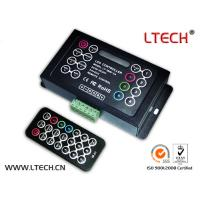 Buy cheap IR 18A black color rgb controller from wholesalers