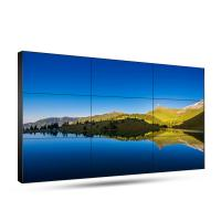 Buy cheap 55 Inch HD Full Color Multi Screen Display P6.25 Indoor LCD Display from wholesalers
