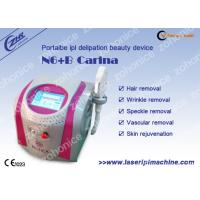 Wholesale Skin Rejuvenation Filter Laser IPL Machine For Skin Rejuvenation And Hair Remove from china suppliers