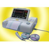 "Wholesale digital 6 Parameters 7""color FHR TOCO FM Spo2 MRH NIBP maternal fetal doppler monitors  from china suppliers"