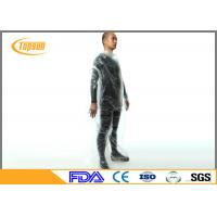 Wholesale Waterproof Men Womne Disposable Sauna Suit Coverall For Sweat Out from china suppliers