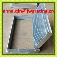 Wholesale manufacturer Galvanised Steel Trench Grates and Frame from china suppliers