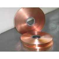 Wholesale Electrolytic Copper Strip / Tape Non Ferrous Metals Strips from china suppliers