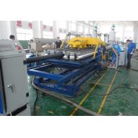 Quality SBG300 Double Wall Corrugated Pipe Extrusion Line , Corrugated Pipe Making Machine for sale