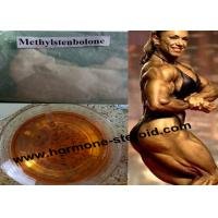 Wholesale Legal Methyltrienolone Male Female Hormones Enhance Libido / Muscle Building 965-93-5 from china suppliers