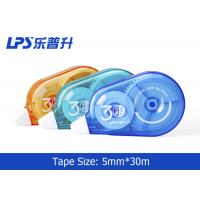 Quality Student Correction Tape Colors Promotional Gift Stationery for School / Office for sale