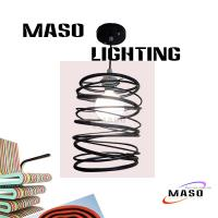 Wholesale MASO Latest Spring Vintage Pendant Lamp Autumn Updated Lighting MS-I6017 for Light Fair from china suppliers