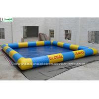 Wholesale Big Inflatable Water Pools / Kids Large Inflatable Swimming Pool Custom Made from china suppliers