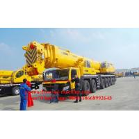 Wholesale All Terrain 160T Telescopic Boom Crane With Cummins Engine from china suppliers