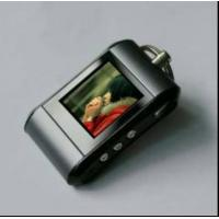 Wholesale Lithium battery 1.5 inch TFT grey 16M Mini Digital Picture Frame with WinXP , calendar from china suppliers