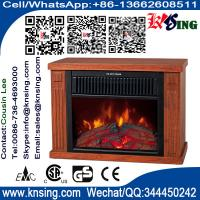 Wholesale log burning flame fires stoves EF480 MINI TABLE climat chimenea Heater Slogger room desktop electric fireplace heater from china suppliers