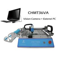 Wholesale Vision system + Externel PC with Windows7 CHMT36VA SMT Desktop Pick And Place Machine from china suppliers