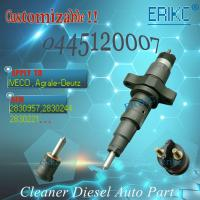 Wholesale Bosch new fuel injector assembly 0445120007, mechnical hole type injector 0 445 120 007, low price injector 0445 120 007 from china suppliers