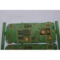 Wholesale Green 8 Layers High - Density Multilayer High Density Interconnect PCB with BGA Solder from china suppliers