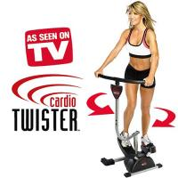 Wholesale best price good quality cardio twister home fitness equipment from china suppliers
