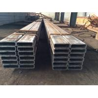 Wholesale Galvanized Square Steel Pipe Hollow Section Double Submerged Arc from china suppliers