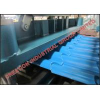Wholesale Corrugated Aluminium Metrocopo Step Tile Roofing Sheet Corrugating Machine from china suppliers