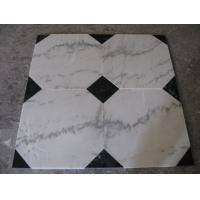 Wholesale Guangxi White Marble Floor Tiles,Chinese Carrara Marble White Marble Designed Indoor Flooring,White Marble Floor Stone from china suppliers