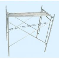 Wholesale Galvanized space frame scaffolding, Shoring Frame Systems from china suppliers