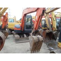 Wholesale Japanese Used Mini Excavator Hitachi ZX55 For Sale from china suppliers