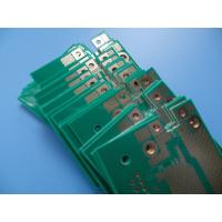 Wholesale 4 Layer RO4350B Hybrid PCB Green 20mil FR4 ENIG Amplifier Circuit Board from china suppliers