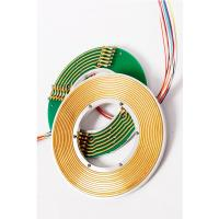 Wholesale 4 Circuits Signals Transferring Electrical Slip Ring Connectors 60mm Bore For Rotary Tables from china suppliers