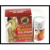 Wholesale sport burner slimming capsules rapid weight loss diet pills from china suppliers