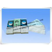 Wholesale Surgical Hospital Paper Medical Face Mask Earloop 1ply 2ply Household from china suppliers
