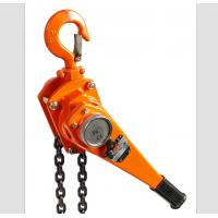 Wholesale Anti Rust Construction Chain Lever Hoist 1.5 Ton With Drop Forged Hooks from china suppliers