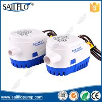 Quality Sailflo 1100GPH automatic 12V boat submersible bilge pump for marine/boat for sale