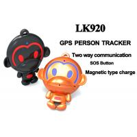 Wholesale Mini Gps Tracker Device Earrings for Kids with Two-way Communication --LK920 from china suppliers