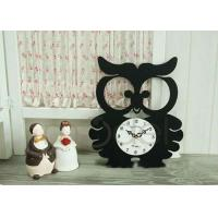 Wholesale Owl Shape Home Decor Clocks from china suppliers