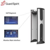 Wholesale 4080 Security Level 18 zones Door Frame Metal Detector fastest 100 people / minute from china suppliers
