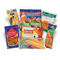 Wholesale Metallized Laminated Plastic Snack Bags For Frozen Food , Nut from china suppliers