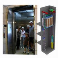 Buy cheap Passenger Lift with Control System from wholesalers