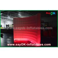 Buy cheap 17 Colors Changed Inflatable Photo Booth With Touch Screen Remote Control from wholesalers