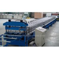 Wholesale 0.35- 0.8mm Thickness and 5.5KW Metal Trapezoid Wall Panel Roll Forming Machine from china suppliers
