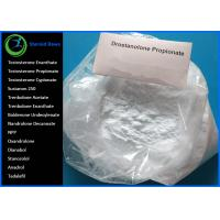 Wholesale Cutting Cycle Steroid Raw Powder Drostanolone Propionate Masteron Cas 521-12-0 from china suppliers