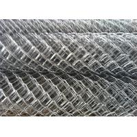 Wholesale Tenis Play Ground Chain Wire Fence 50mm x 50mm ,chain wire park chain wire fencing for sale from china suppliers